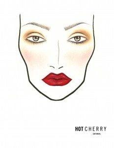 SS16 TREND Facechart_EDITORIAL_HOT CHERRY