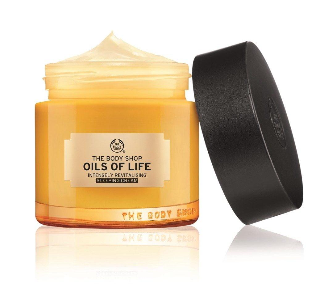 tehbody shop  Oils of Life Sleeping Cream-beautybarometer2016
