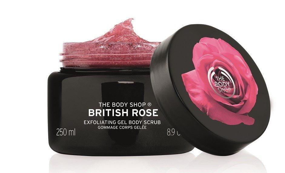 thebodyshop-britishrose-exfoliatinggelbodyscrub