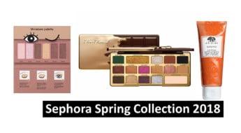 sephora spring collection 2018